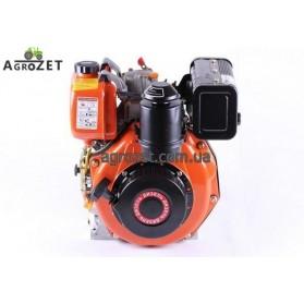 Дизельний двигун 178F - під шпонку d25 мм